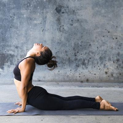 Design de esteira de ioga