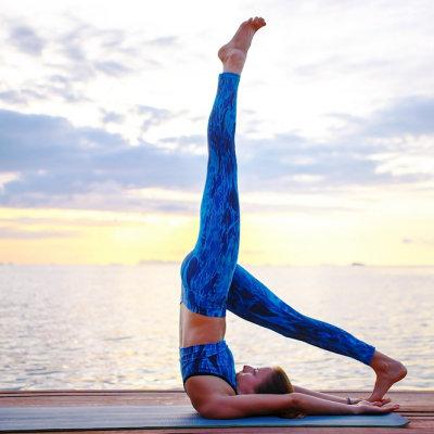 Esteira de ioga profissional