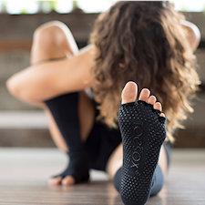 Meias de ioga
