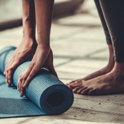 Tapete de Yoga Padrão