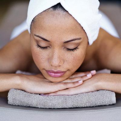 Produtos de massagem