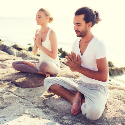 Roupa meditação