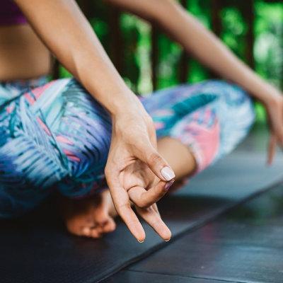 Tapete de Yoga eco
