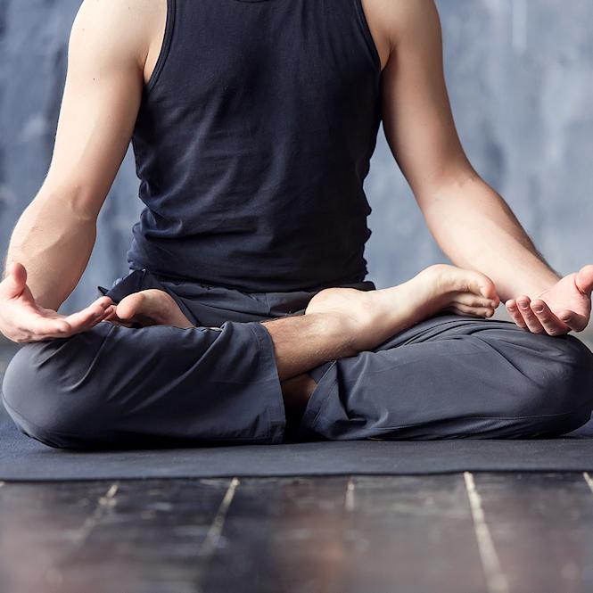 Calças de yoga homens